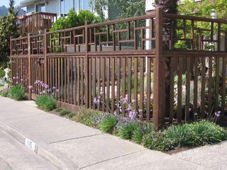 Openwoodfence:gate